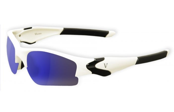 b7edec7ec2e5 Volugio Sports Sunglasses DDS 221 White Black Frames