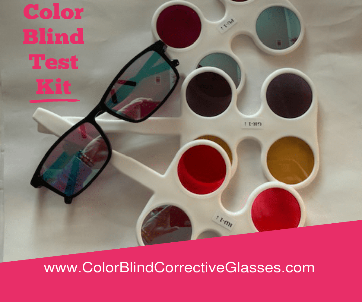 Color Blind Glasses