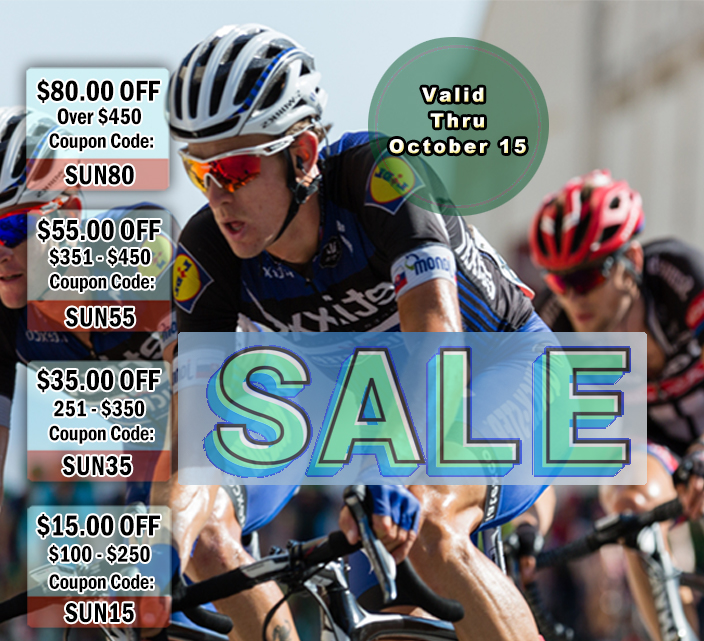 Summer Sale - ADS Sports Eyewear