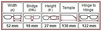 oakley glasses sizes  oakley sunglasses dimensions
