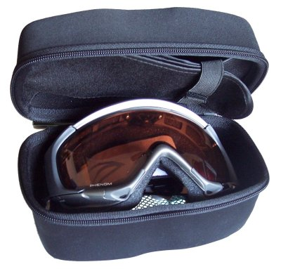 9ddaad96019 Ski Goggle Travel Case. FREE Ski Goggle Travel Case with Rx Oakley Flight  Deck!