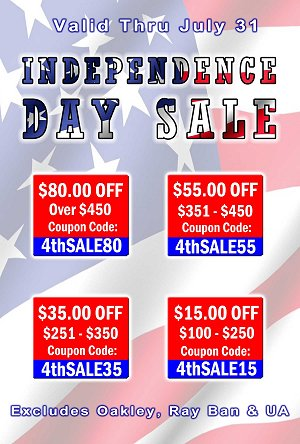 4Th Of July Month Coupon