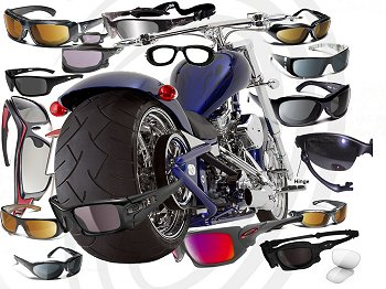 Prescription Motorcycle Glasses and Sunglasses