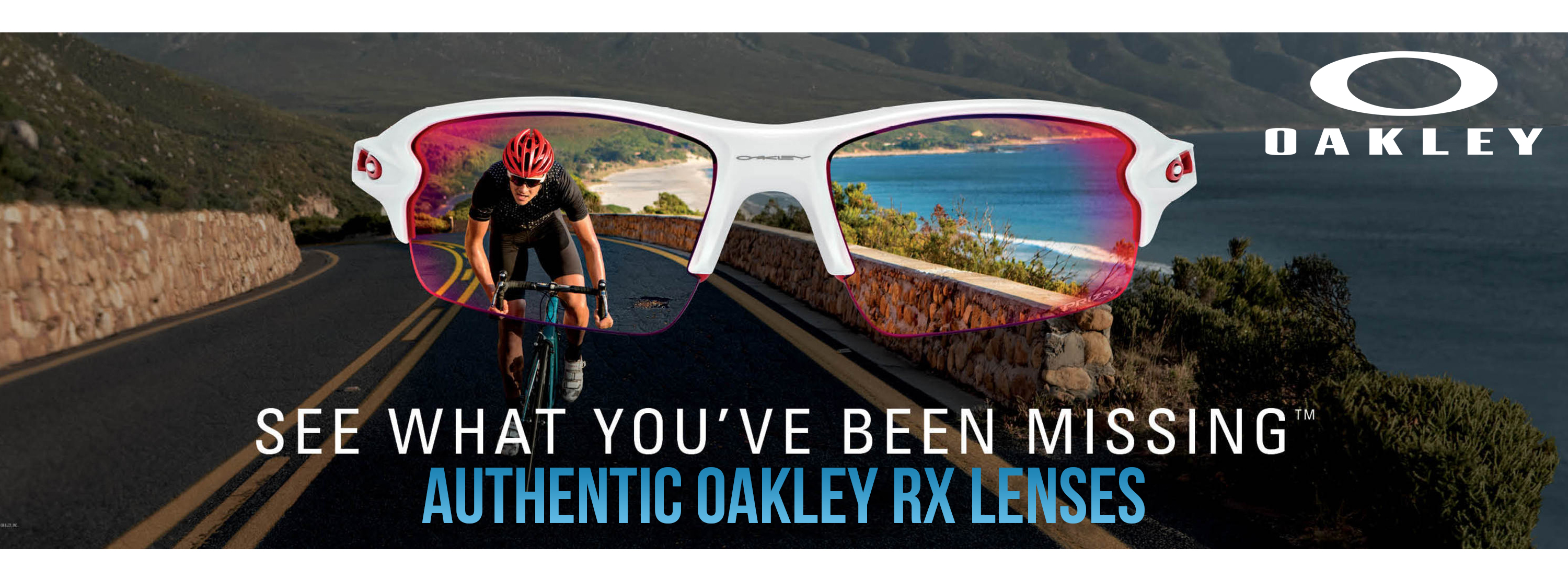 Authentic Prescription Oakley Sunglasses