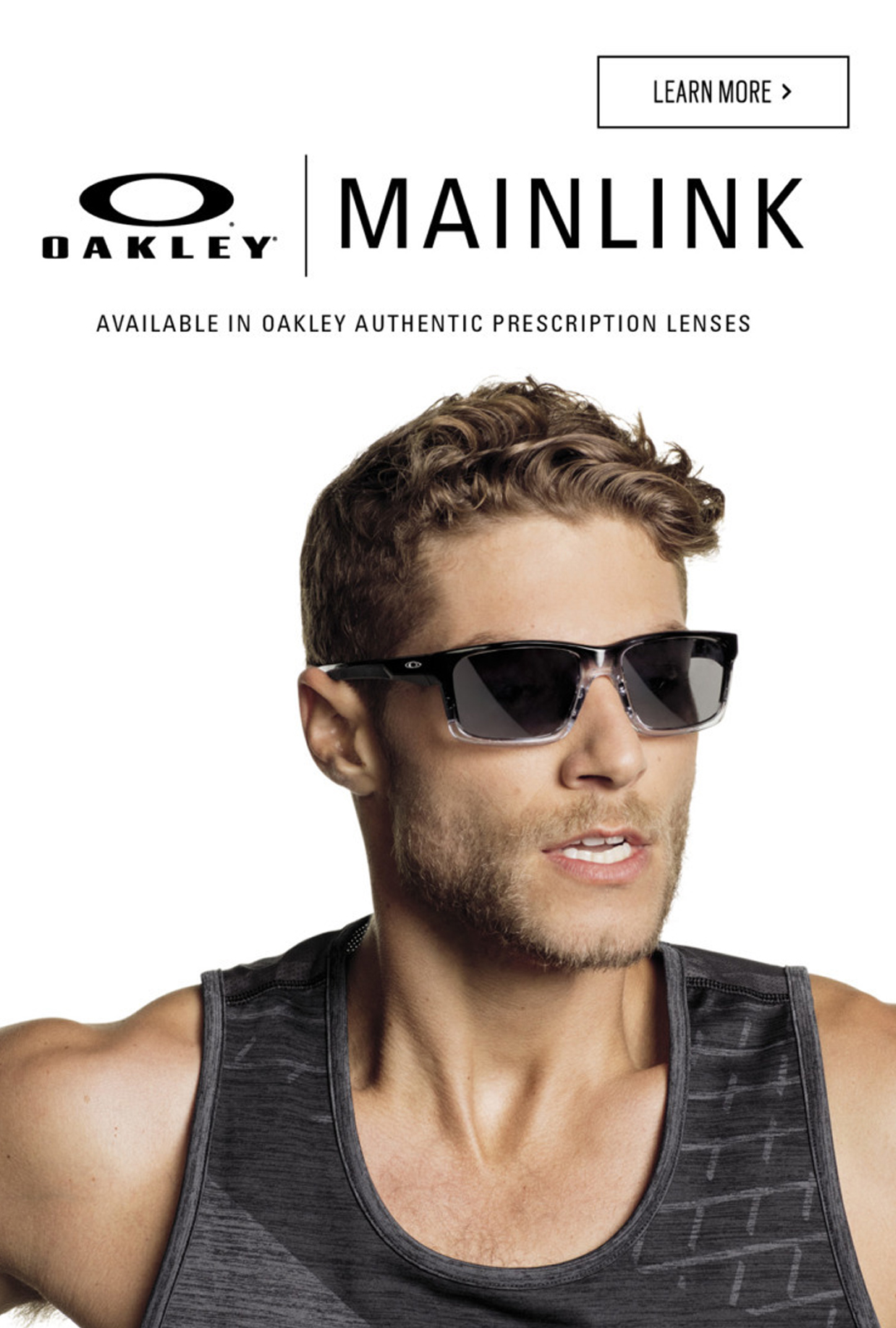 Oakley Prescription Mainlink Sunglasses