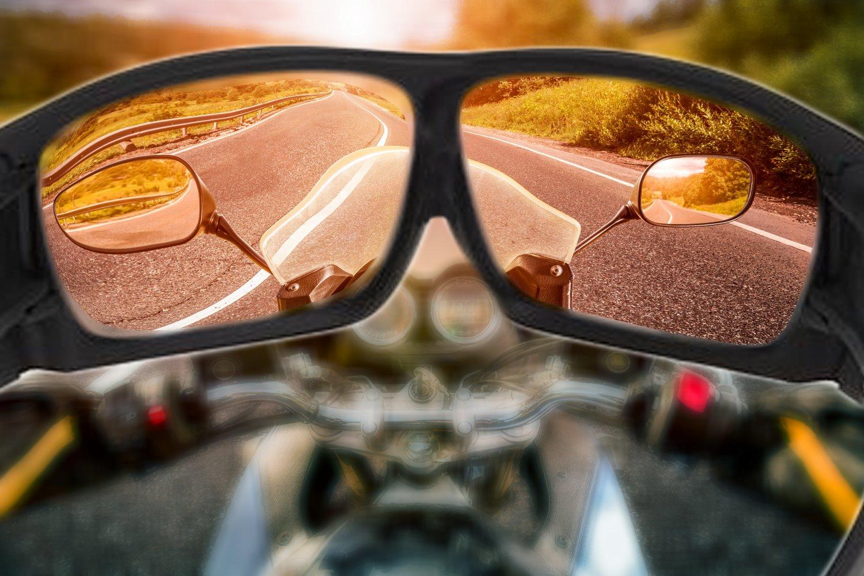 014fc104846 Prescription Motorcycle Glasses and Sunglasses Lenses