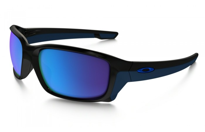 Oakley-Straightlink-Matte-Black-Sapphire-Iridium-Prescription