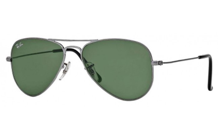Ray Ban  RB3044 Small Aviator Sunglasses {(Prescription Available)}