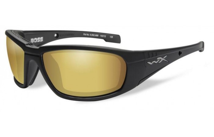 Prescription-Wiley-X-Boss-Matte-Black-Polarized-Amber-Venice-Gold-Mirror
