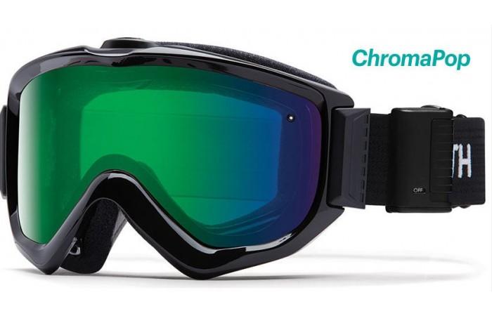 55fc55ecb1 Smith Knowledge Turbo Fan OTG Ski Goggles (Prescription Available)