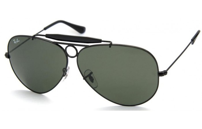 Ray Ban  RB3138 Shooter Sunglasses {(Prescription Available)}