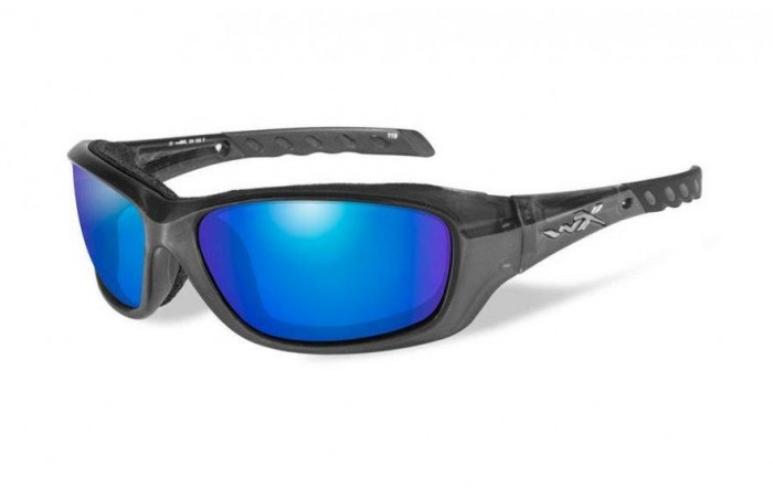 Wiley-X-Gravity-Black-Crystal-Polarized-Blue-Mirror