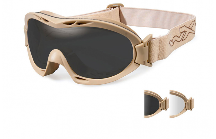 Wiley X  Nerve Goggles {(Prescription Available)}