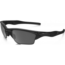 Oakley Half Jacket 2.0 XL Sunglasses  Black and White