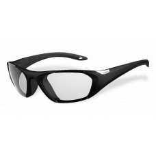 Bolle  Baller Youth Sports Glasses  Black and White