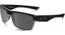 Oakley-TwoFace-Polished-Black-Polarized-Black-Iridium-Prescription