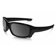 Oakley Straightlink Sunglasses  Black and White