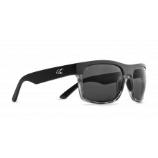 Kaenon Burnet XL Sunglasses  Black and White