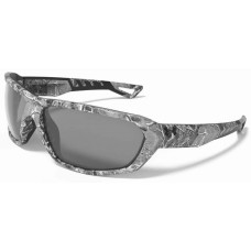 Under Armour Rage Sunglasses  Black and White
