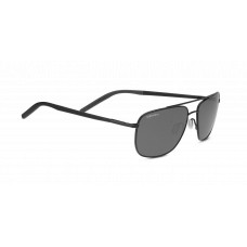 Serengeti Tellaro Sunglasses  Black and White