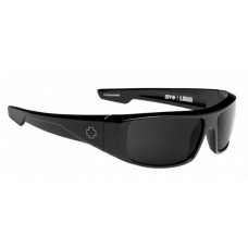 SPY+  Logan Sunglasses  Black and White
