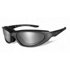 Wiley X  Blink Sunglasses  Black and White