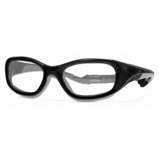 Rec Specs Slam Sports Glasses  Black and White