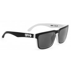 Spy+  Helm Sunglasses  Black and White