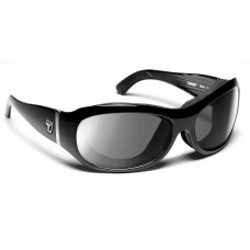 Panoptx 7Eye Briza Sunglasses  Black and White