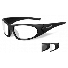 Wiley X  Romer 3 Sunglasses  Black and White
