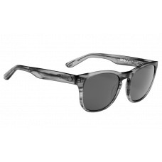 SPY+ Beachwood Sunglasses  Black and White