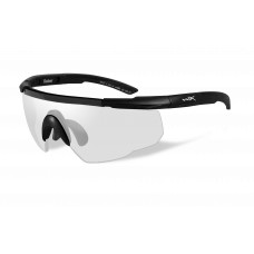 Wiley X  Saber Advanced Sunglasses  Black and White