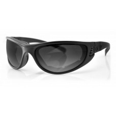Bobster Echo Sunglasses  Black and White