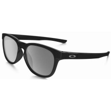 Oakley Stringer Sunglasses  Black and White