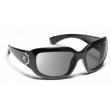 Panoptx  7Eye Leveche Sunglasses  Black and White