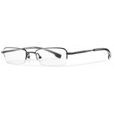 Smith  Vapor 3 - 49 Eyeglasses Black and White