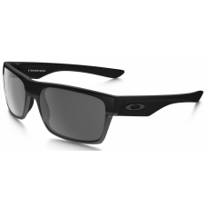 Oakley  TwoFace (Asian Fit) Sunglasses  Black and White