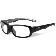 Wiley X  Gamer Sports Glasses/Goggles  Black and White