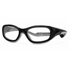 Rec Specs Slam XL Sports Glasses  Black and White