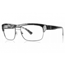 Smith  Scientist Sunglasses  Black and White