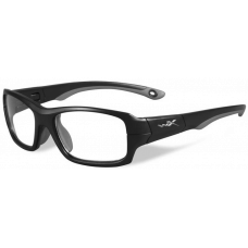 Wiley X  Fierce Sports Glasses/Goggles  Black and White