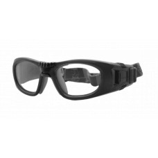 Rec Specs Betty Sports Goggles  Black and White