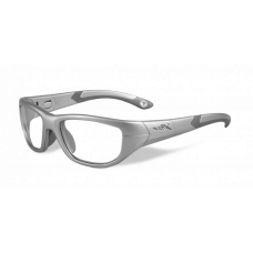Wiley X  Victory Sports Glasses/Goggles  Black and White