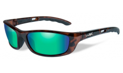 Wiley-X-P-17-Brown-Gloss-Demi-Polarized-Emerald-Mirror-Prescription