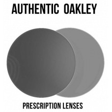 Oakley Prescription Lenses Black and White