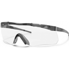 Smith Aegis Echo II Elite Tactical Sunglasses  Black and White