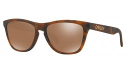 Oakley-Frogskins-Matte-Tortoise-PRIZM-Tungsten-Prescription
