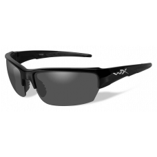 Wiley X  Saint Sunglasses  Black and White