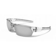 Under Armour  Igniter 2.0 Sunglasses  Black and White