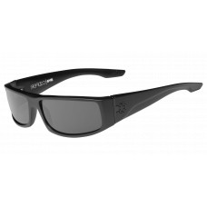 Spy+  Cooper Sunglasses  Black and White